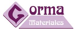Materiales Gorma Logo